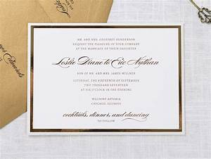 traditional wedding invitations chicago il unique With affordable wedding invitations chicago