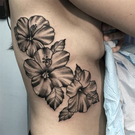 hibiscus flower tattoos designs trends ideas