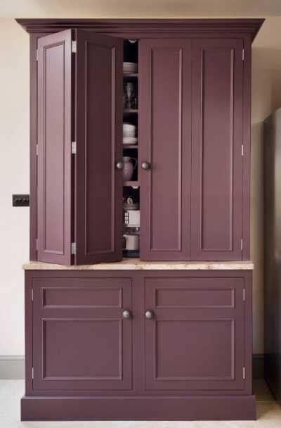 purple kitchen cabinets ideas sebring build design