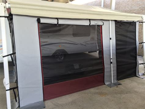 Annexe Walls And Awnings