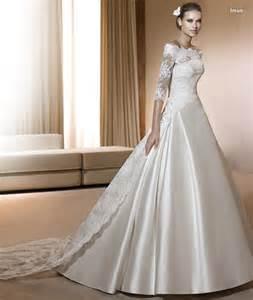 brautkleid discount abiti da sposa pronovias collezione 2011 foto