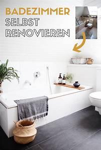 Bad Selbst Renovieren : badezimmer selbst renovieren vorher nachher badezimmer bathroom pinterest bath and ~ Frokenaadalensverden.com Haus und Dekorationen