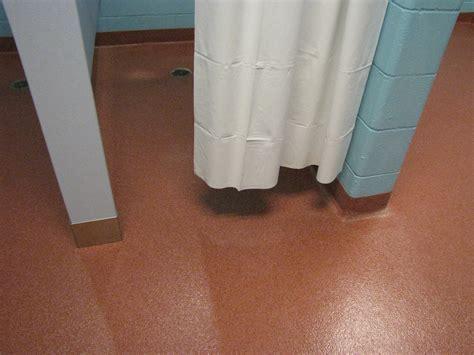 Restroom Flooring 101: Epoxy Beats Ceramic Tile Hands Down