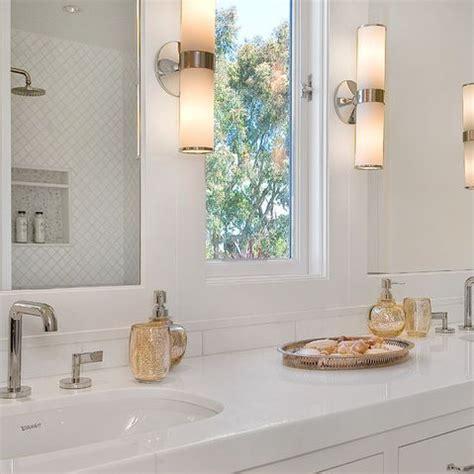 window   vanity mirrors dream bathroom