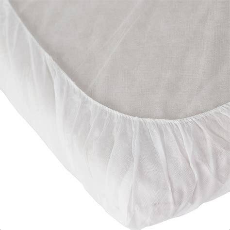 disposable bed sheet mattress protector linens  bed