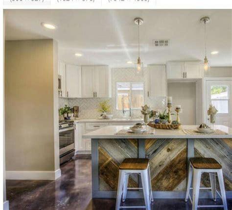 hgtv kitchen island ideas hgtv flip or flop reclaim wood island search 4187