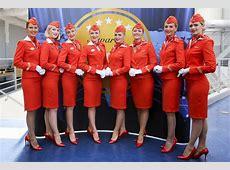 Russian flight attendant sues airline for discrimination