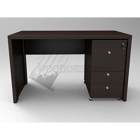 Tisch Dunkelbraun by Selby Series Office Table Brown Wooddesignes