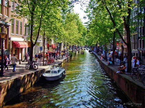 City Hopper Amsterdam Netherlands The Swiss Rock