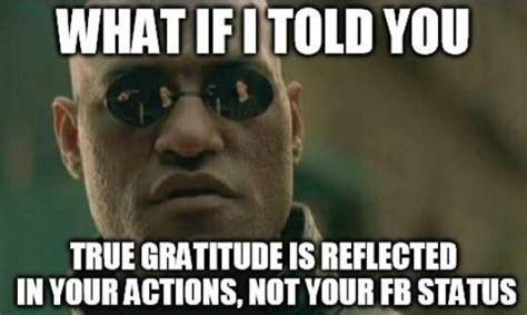 Status Meme - be thankful quotes for fb status quotesgram
