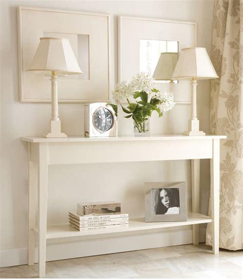 small white entry table 1000 ideas about white hallway on pinterest hallways