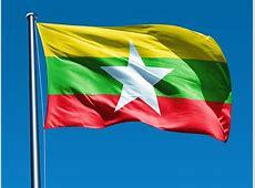 Myanmar Flag printable flags