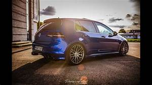 Vw Golf 7 R Tuning : tuning vw golf 7 vii r teaser youtube ~ Jslefanu.com Haus und Dekorationen
