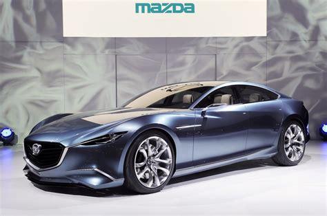 Mazda Announces New Design Theme: 'KODO - Soul of Motion ...
