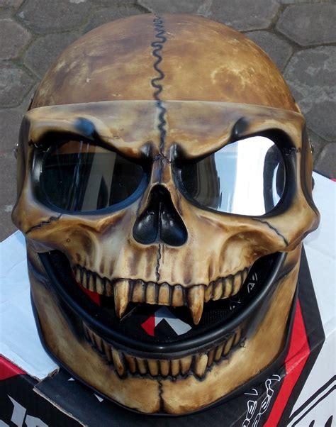 skull motocross helmet motorcycle helmet skull skeleton monster ghost visor