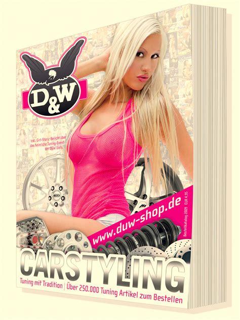 Of Dw Fotoshooting Katalog 2009 by Vw Information D W M 228 Dels Autos Sensationen