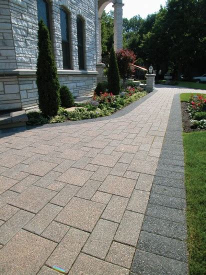 series 3000 unilock series 3000 paver walkway by unilock photos