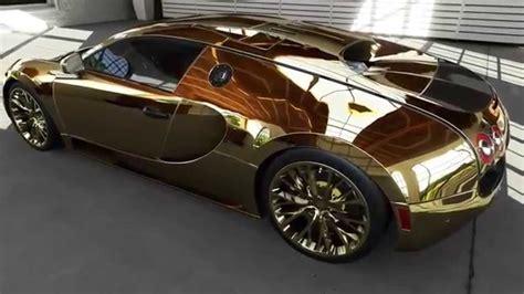gold bugatti bugatti veyron gold chrome image 230