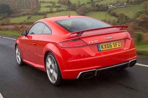 Audi Tt Rs Review (2017) Autocar