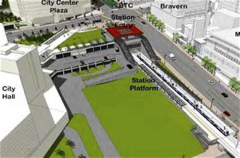 Light Rail Bellevue by Bellevue City Council Votes On Preferred Light Rail Option