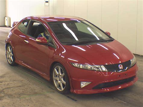 Civic Type R Japan by Japanese Car Auction Find 2009 Honda Civic Type R