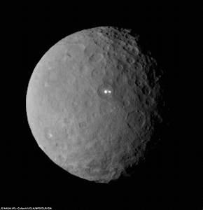 Dawn probe spots dimmer companion close to Ceres' strange ...