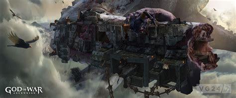 God Of War Ascension Concept Art Is Rather Lovely Vg247