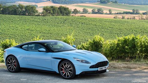 Martin Blue by 2017 Aston Martin Db11 Color Frosted Glass Blue