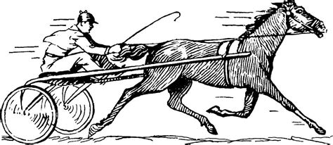 coloring page horse races  printable coloring pages