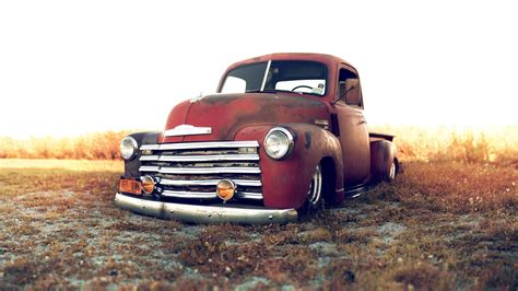Old Chevy Truck Wallpapers