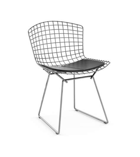 chaise bertoia blanche great of chaise bertoia table et chaises