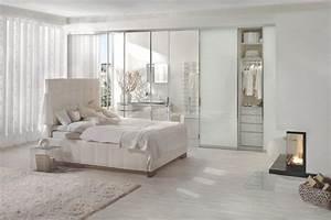 Schlafzimmer Ideen Weiß : frische farben f rs schlafzimmer 74 wohnideen in wei ~ Michelbontemps.com Haus und Dekorationen