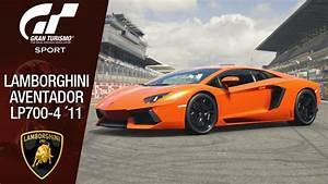 Dlc Gran Turismo Sport : gran turismo sport dlc lamborghini aventador lp700 4 11 monza circuit youtube ~ Medecine-chirurgie-esthetiques.com Avis de Voitures