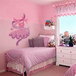 30 Inspirational Girls Pink Bedroom Ideas | Girls pink ...