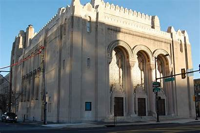 Shalom Rodeph Philadelphia Congregation Center North Broad