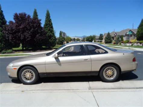 amazing lexus sc400 purchase used 1994 lexus sc400 base coupe 2 door 4 0l