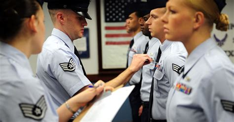 air force broadens pme eligibility drops time  service