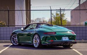 See more of porsche 356 911 speedster on facebook. DT: New 2019 Porsche 991.2 Speedster PTS British Racing Green   PCARMARKET