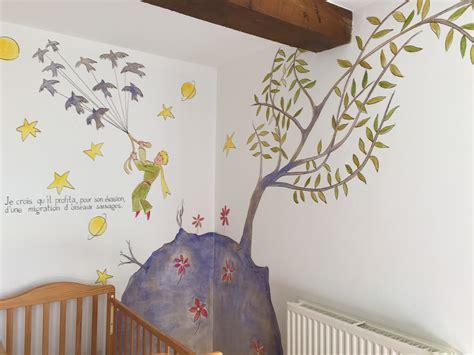 le chambre bebe décoration chambre de bébé le petit prince palzon com