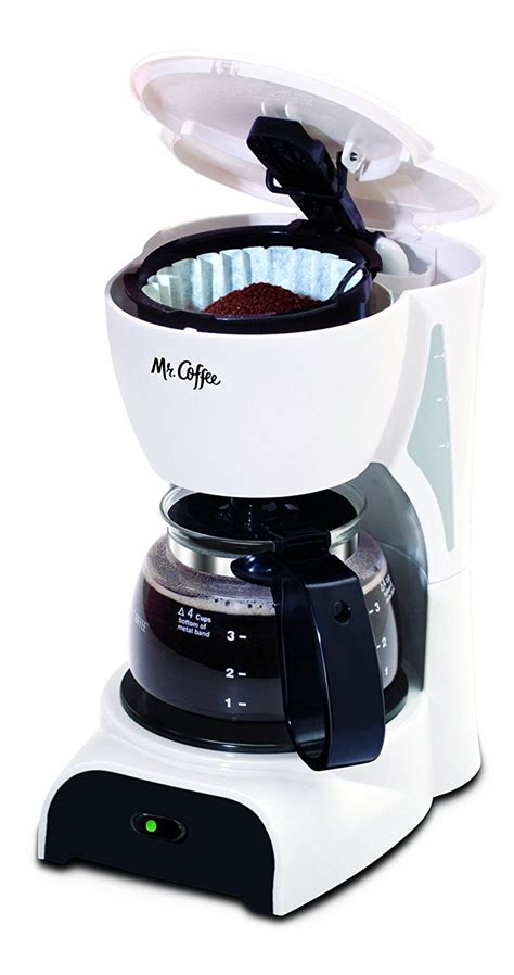 Shop our official weekly ad for the best deals at best buy®! Mr. Coffee DR4-NP Coffeemaker, 4-Cup, White Coffee and TEA ...
