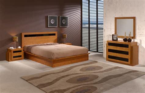 chambre de cuisine chambre de nuit en bois moderne chaios cool