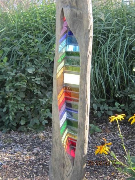 stained glass projects for outdoors another winner gardens and ponds pinterest