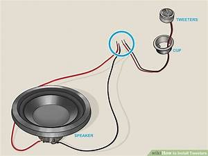 Simple Ways To Install Tweeters  11 Steps  With Pictures