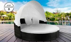 Rattan Lounge Mit Dach : 230 cm sonneninsel im rattan stil groupon goods ~ Bigdaddyawards.com Haus und Dekorationen