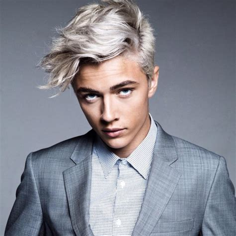 How To Lucky Blue Smith And Zayn Malik Gray Hair Dye