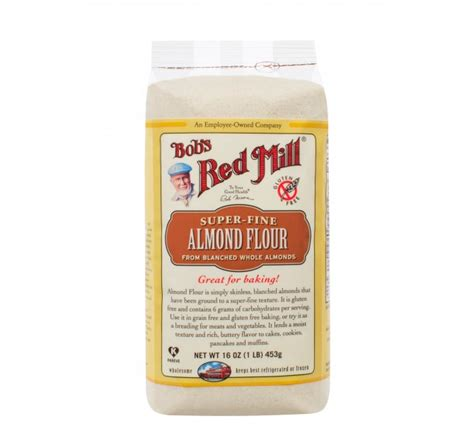 almond meal almond meal flour bob s red mill natural foods