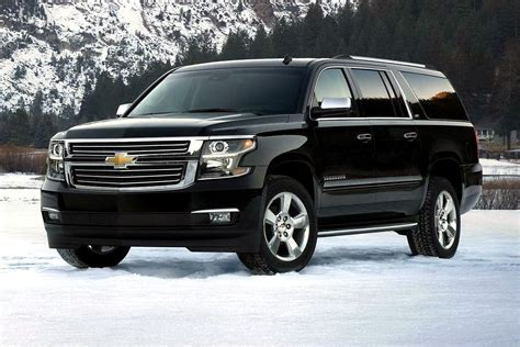 2019 chevy suburban best 2019 chevrolet suburban front high resolution picture