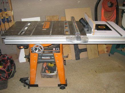 table sawrouter table ridgid table  table