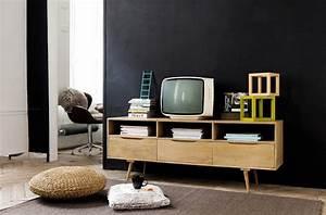 meuble industriel maison du monde simple meuble With charming meubles tv maison du monde 10 miroir de style industriel design