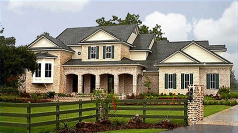 Ranch Style Homes Craftsman Country Home Style House
